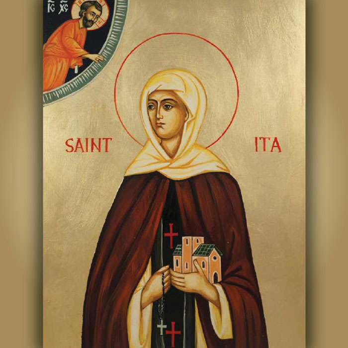 Saint Ita, January 2018 Stewardship Saint